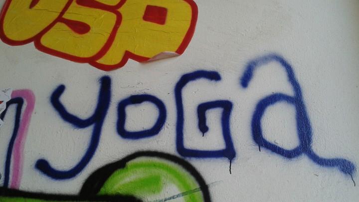 Yoga am Arbeitsplatz